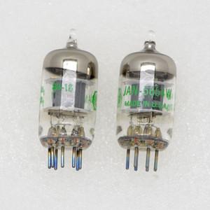 10pcs Yeni Vakum Tüp Amerikan GE 5654W Tüp nesil 6 * 1 6AK5 EF95 6J1 Tam eşleştirme, Güç Amplifikatör Aksesuarlar Özel Toptan