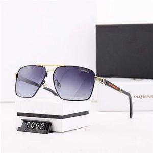 Mens Pilot Sunglasses Big Frame Polarized Men Popular Driving Sunglass Metal Frame Lentes Eyewear Tourism Sun Glasses Des lunettes de soleil