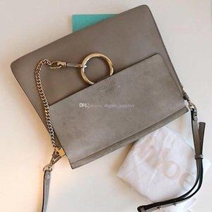 famous shoulder bags women real leather chain crossbody bag handbags famous circle designer purse female crossbag