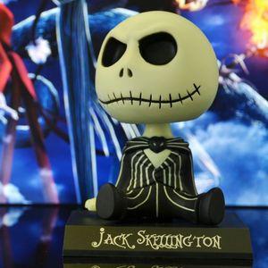 Der Albtraum vor Weihnachten Jack Doll Cartoon Geburtstagsgeschenk Auto Interieur Shake Head Toys