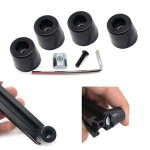 3 Drucken 3D-Teile Zubehör 4 Sets 3D-Druckerteile schwingungsdämpfende Füße für i3 MK3 Printer Kit schwingungsdämpfende Gummi Landing