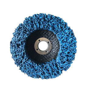 125X22 Peacock Blue Jingang Rad-Auto-Reparatur Polieren Blau Jingang Resin Schleifscheibe
