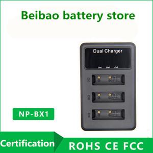 NP BX1 NPBX1 NPBX1 BX1 액정 USB 소니 DSC RX1 RX100 M2 M3 RX1R GWP88 PJ240E AS15 WX350 3 포트 충전기