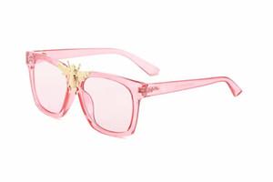 2019 unglasses المرأة مصمم العلامة التجارية عين القط نظارات شمسية الرجعية الحب على شكل قلب النظارات السيدات التسوق مكبرة UV400