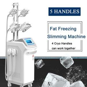sistema di bellezza grasso corporeo congelamento grasso dimagrimento perdita di peso freeze Cryolipolysis congelato macchina brucia vuoto dimagrante