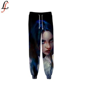 3D Printed Jogger Pants 2020 Fashion Streetwear Sweatpants Popular New Style Game Casual Long Pants 4XL Billie Eilish