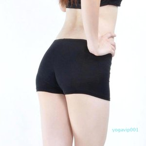 Women Yoga Short Pants Sport Safety Underwear Belly Dance Tight Leggings 14 Colors