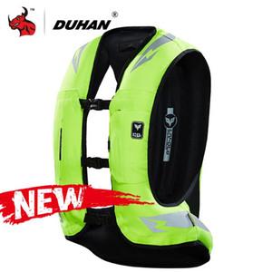 DUHAN Новый Мотоцикл Подушка безопасности жилет куртка мотоцикла Moto Racing Professional Advanced Air Bag System Мотокросс Защитные подушки безопасности