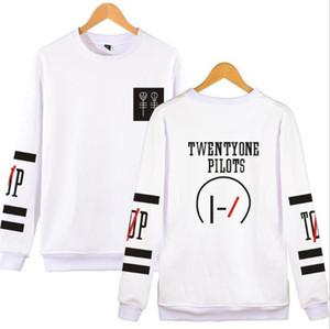 2020 nuevos 5 colorea BTS moda adolescente impresión suéteres