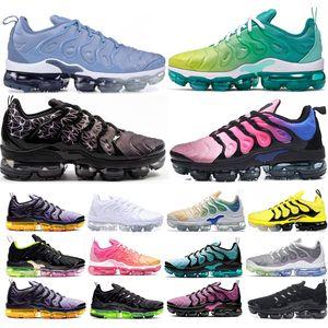 TN Além disso Jogo Real Orange EUA Sneakers Geometric Ativo Fuchsia Mens Trainers azul Trabalho Lemon Lime Mulheres Running Shoes Tamanho 36-45