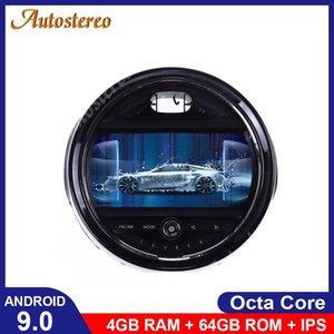 """7"""" Android 10 64 + Navigation GPS 4G voiture Headunit Pour Mini Cooper une F55 F56 2015+ Headunit Lecteur multimédia Radio voiture Magnétophone dvd"""