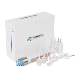 Elektro-Auto Derma Pen Hyper Pigmentation-Behandlung Micro-Nadel Pen zu Hause Anti-Falten-Produkte Skin Care Ausrüstung