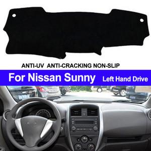 Cubierta del tablero de instrumentos del coche para el TAIJS Sunny Dash Dash Junta Mat Pad alfombra cubierta del salpicadero del automóvil Anti-UV antideslizante Car Styling