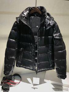 High Quality men anorak winter jacket uk popular Winter Jacket Warm Plus Size Man Down Parkas 90%White duck down material