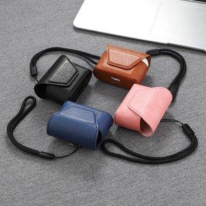 Adatto per airpods 3 auricolari casi PU airpods guaina protettiva in pelle auricolare Bluetooth pro 3 ° generazione