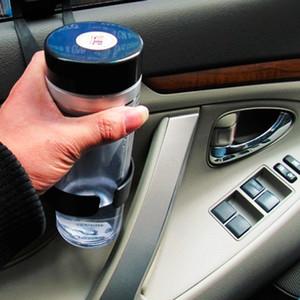 Creativo Universal Ajustable Flexible Car Truck Door Bottle Cup Mount Holder Stand Soporte Accesorios para Bebida Agua Té Envío Gratis