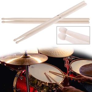 2 pcs drumstick 5A Drum Sticks anti-skid hard wooden Drum Sticks musical instrument Music