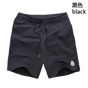 2018 Verão Swimwear Praia Pants Mens Board Shorts Black Men Surf Shorts pequeno cavalo sunga Esporte Shorts de bain homme M-2XL