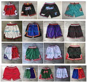 2020 Ultra-light atmungsaktiv Sport Sportwear Shorts Basketball Shorts Gym Short Trainingsshorts mit Reißverschlusstaschen Logos genäht