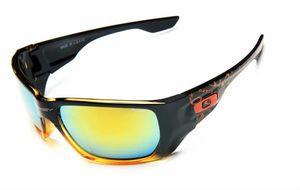 Brand Designer Spied Ken Block Helm Occhiali da sole Uomo Donna Unisex Occhiali da sole sportivi Full Frame Eyewear 21 Colori