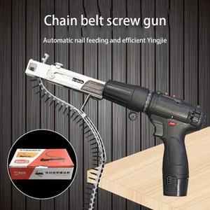 Automatic Adapter Adapter Adapter Adapter Gun Pistola a vite per trapano elettrico Strumento di lavorazione del legno Kit di allegatura del trapano cordless