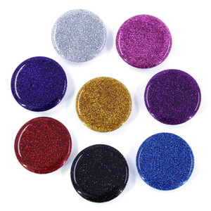 Lusso scintillio Bling Cell Phone Holder glitter airbag sparklinga Monte Grip stand titolari Sockets Tablets Per iphone XR XS Samsung S10
