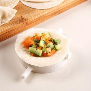 Cozinha bom ajudante Dumplings Mold Hardcover Grande médias e pequenas três pacotes Dumplings Dumplings Mold