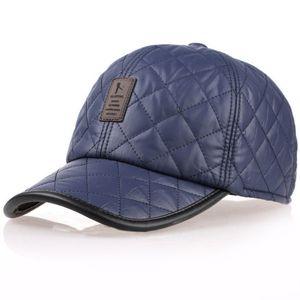 VORON2017 New winter driver ear cap, men and women fashion, winter and autumn baseball cap, adjustable elastic belt climbing cap