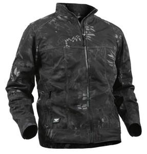 새로운 포장 독수리 Windrunner 전술 재킷 남자의 방수 Windproof 웜 재킷 위장 재킷 위장 군사 Uniform