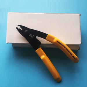 CFS-3 3 포트 광섬유 스트리퍼 / 펜치 / 와이어 스트리퍼 FTTH Tools Miller 광섬유 스트리핑 플라이어