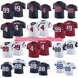 HoustonTexans jovens jerseys4 Deshaun Watson Homens 99 J.J. mulheres crianças camisa do vaqueiro de Homens Watt88 CeeDee Cordeiro