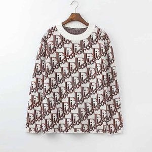 Designers Sweaters for Men Women winter Set head Sweater Coats with Letters Pattern Fashion Mens Knitwear Sweaters Tops Clothes
