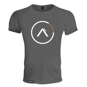 2019 Kas Spor erkek Spor Spor Koşu Eğitim Elastik Pamuk Kısa kollu Tişört spor fshirt