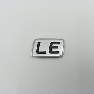 لسيارة تويوتا كورولا 2008-2010 LE الخلفي جذع شارة الشعار ملصقات زينة السيارات