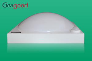 Menschlicher Körper Induktion LED-Deckenleuchten 9W 15W weißes Licht-Smart-Decken-Beleuchtung Geagood Infrarot-Sensor-Licht für Balkon Aisle Garage
