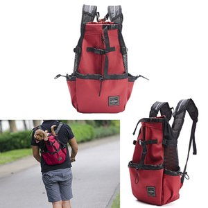 Universal Motorcycles Pet Backpacks Adjustable Size Travel Motorcycle Pet Bag Suitable For Cats Dogs Pets Backpacks