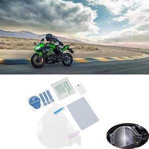 뛰어난 빛 투과율 오토바이 대시 보드 악기 속도계 필름 스티커 Z650 높은 빛 저항 #의 P25