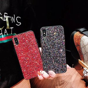 Fashion Glitter Shining luxury designer phone cases iphone 11 For iphone 11 pro max case 7 plus 8Plus TPU Cover Back For iphone 11 pro case
