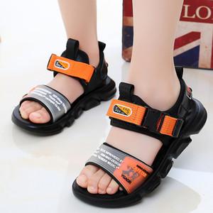 Bambini sandali per i ragazzi per bambini Soft-Sole Big Boys sandali 2020 estate di nuovo di marca della spiaggia dei bambini Scarpe Gladiator