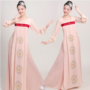 Asia Pacific Islands Garment sexy modern Women hanbok Gown cosplay costume Korean Vintage Chiffon Dress oriental ethnic clothing