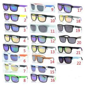 العلامة التجارية مصمم جاسوس كين بلوك نظارات هيلم 22 لون أزياء الرجال مربع الإطار البرازيل حار الذكور القيادة نظارات الشمس ظلال نظارات