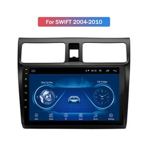 pour Suzuki Swift 2004-2010 Android 10 HD écran tactile 9 pouces Radio GPS de voiture Head Unit