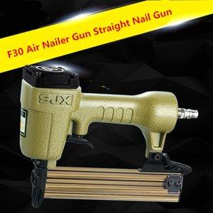 Aire clavadora arma derecho del clavo F30 pistola neumática Herramientas de aire de uñas