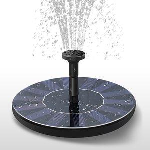Solarenergie Brunnen Gartenbrunnen Solarwasserpumpe Solarwasser Sprayer Bewässerung Systerm Garten Dekoration ZZA456