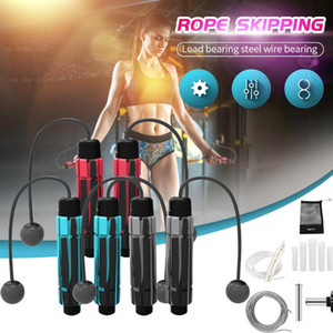 Intelligent Rope Skipping Skipping Rope With Ball Bearings Rapids Speed Jump Cable Loss Weight Exercise Equipment