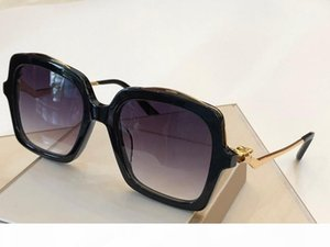 0117 Sunglasses Popular Fashion Ladies Designer Special Style UV Protection Lens Full Frame Top Quality Come With Case And Handwork