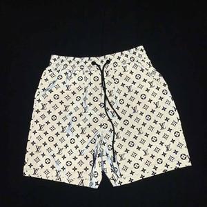 2020 nuovi bicchierini degli uomini Il disegno timore di Dio Justin Bieber pantaloncini da basket pantaloni spiaggia hawaiana bicchierini della spiaggia di moda casuale