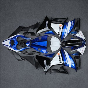 Injeção ABS Fairing Bodywork Painel Kit Set Apto para Yamaha YZF R1 2009-2011 Motocicleta