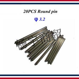 Piano tuning tools accessories 20PCS Piano keyboard Flat pin or Round pin Piano repair parts