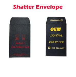 Пользовательских логотип OEM габариты упаковки разрушить конверты концентрат предварительно крена упаковывая напечатанные мини конверт съестное пакет горячий штемпелевать фольги